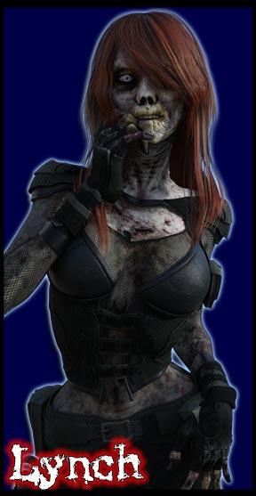 Lynch<br>Zombie Bounty Hunter