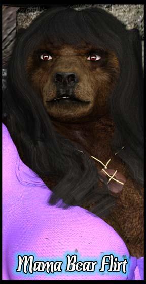 Mama Bear Flirt