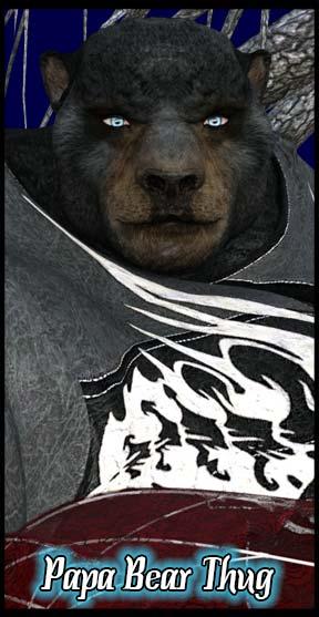 Papa Bear Thug