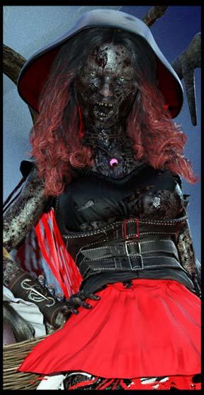 Little Red Zombie Hood
