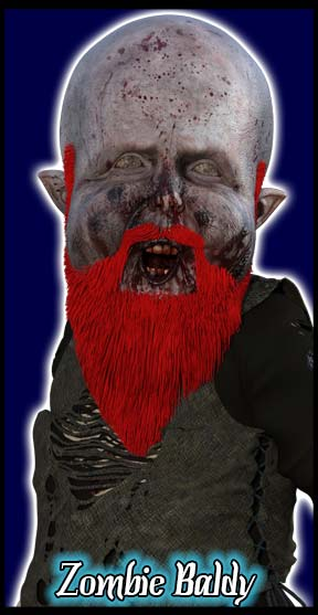 Baldy The Dwarf Undead