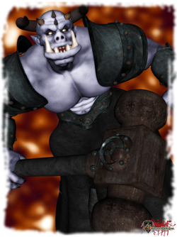 Undead Origins Ogre