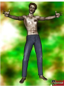 Undead Origins Zombie Dude